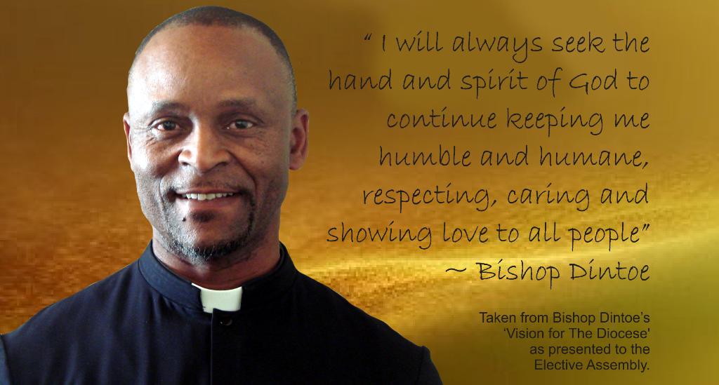 Meet Our Bishop